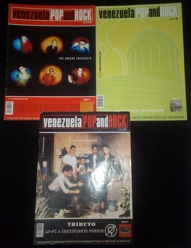 colección cds/revistas festival nuevas bandas rock nacional