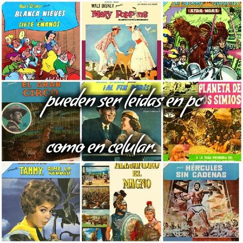 colección clásicos del cine novaro antiguas revistas digital