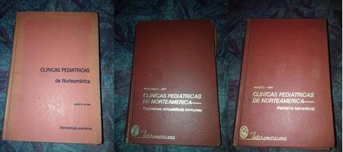 colección clinicas pediátricas de norteamérica