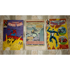 Colección Comic Marvel Spiderman 1987 - 1988 Originales