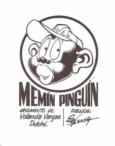 colección cómic memín pinguin de la publicación 101 al 200 |