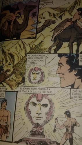coleccion comics tarzan