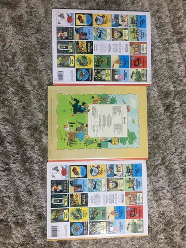 colección cómics  tintin (precio por unidad)
