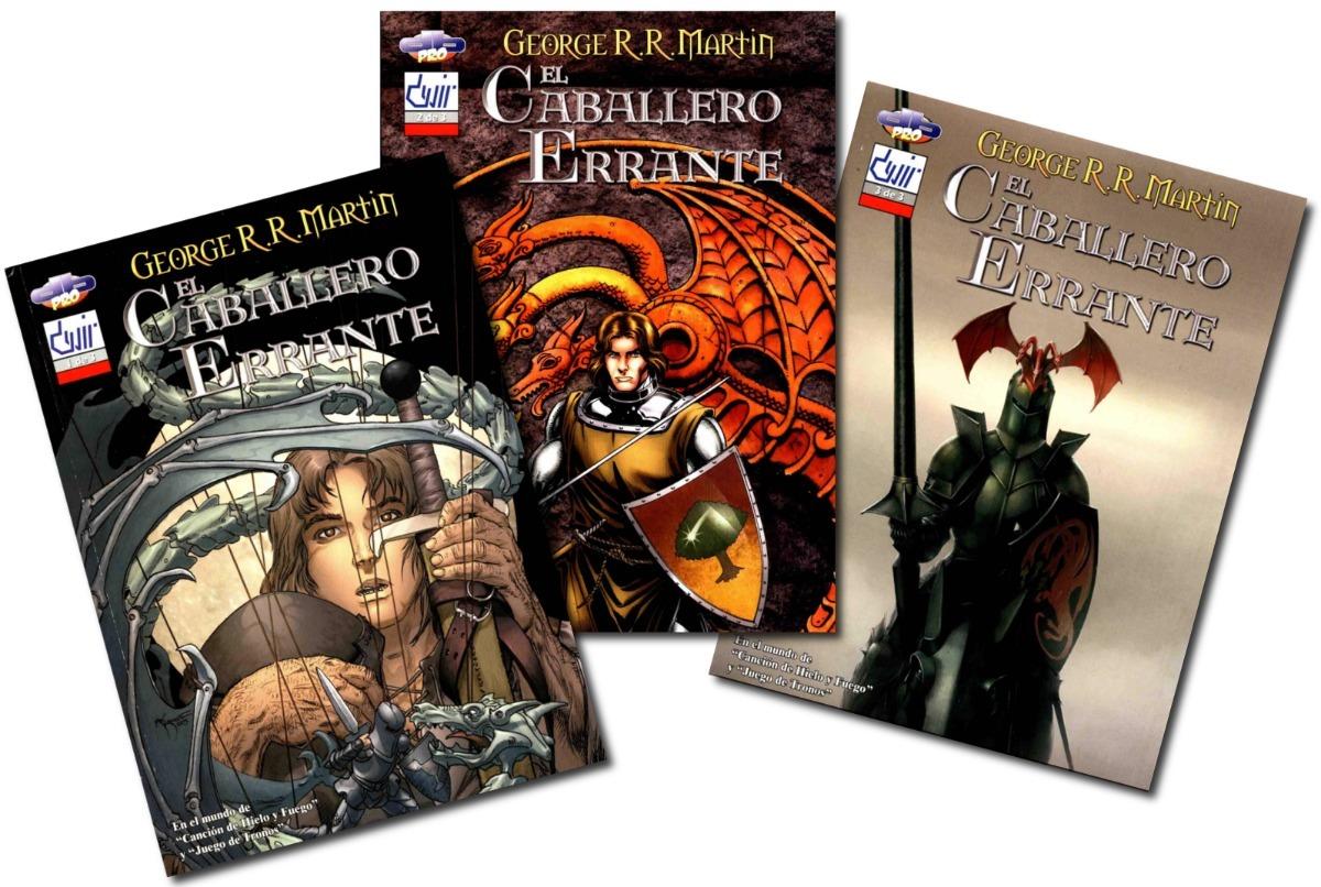 Descargar Comic El Caballero Errante Pdf