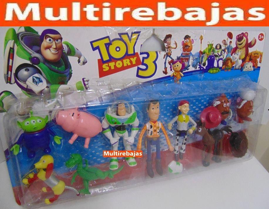colección completa de toy story. Cargando zoom. 7a1e6616c9a