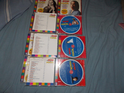 coleccion completa masters del pop y del rock  67 cd