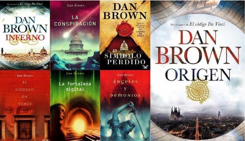 colección completa origen 8 libros dan brown pdf epub