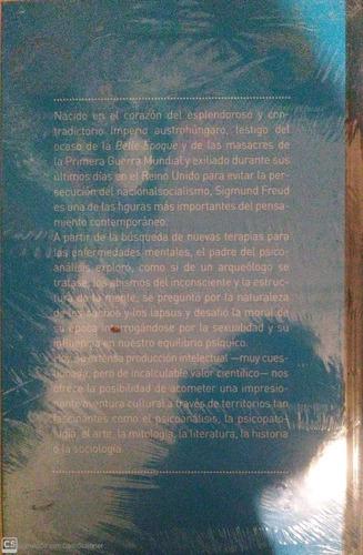 colección comprende la psicología. libro de sigmund freud.
