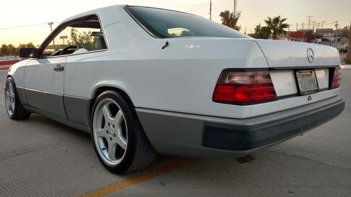 coleccion coupe mercedes 300c 88 unico propietario rines amg