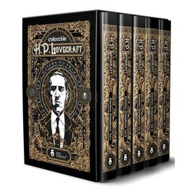 Colección Cuentos Completos De H.p. Lovecraft - Del Fondo