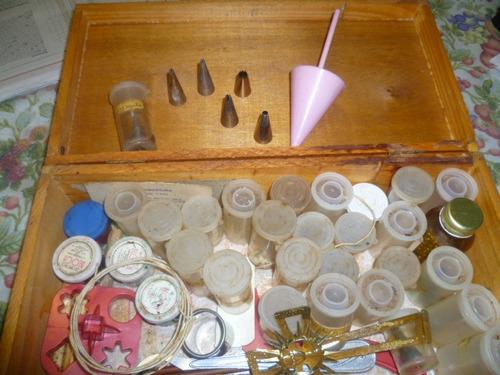 colección curso práctico e intensivo reposteria-decoracion