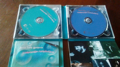 coleccion de 2 cd originales de juan luis guerra 440