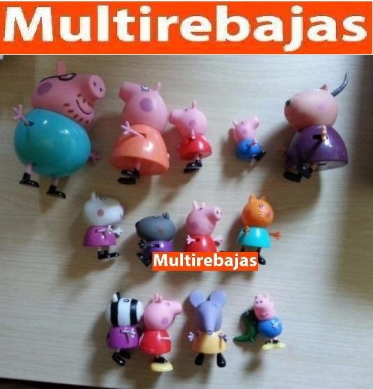 Juguetes Pig Peppa De Colección 4 TFK1lJc3