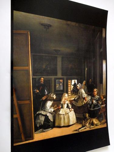 colección de 5 pinturas obras de arte (picasso, dali, monet)