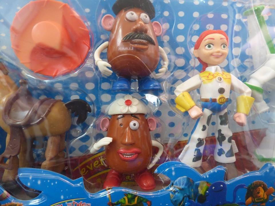 coleccion de 6 juguetes toy story. Cargando zoom. d9b8a6c4507