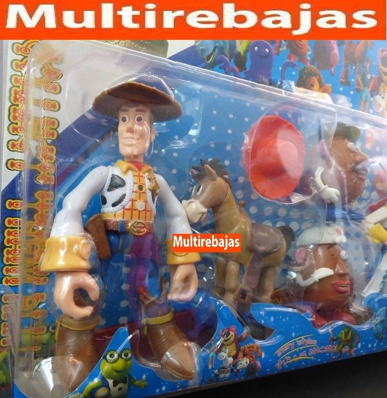 coleccion de 6 muñecos toy story. Cargando zoom. aaacc393db7