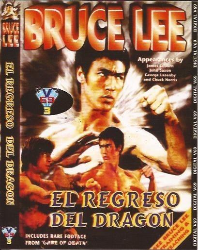 Coleccion De 7 Peliculas En Dvd De Bruce Lee