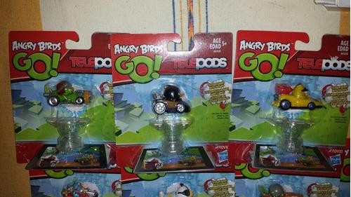 colección de angry birds.