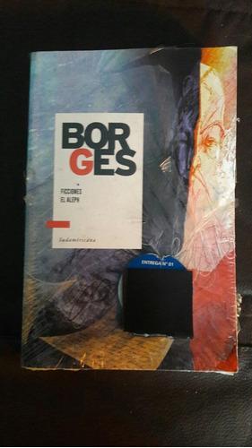 colección de borges números 1 y número 4 edit sudamericana
