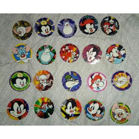 Coleccion De Brilla Tazos De Animaniacs 1996