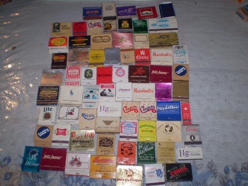 coleccion de cajas de fosforo antiguas