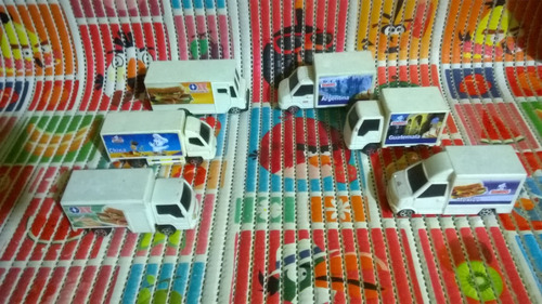 coleccion de camiones de bimbo alrededor del mundo