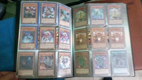 colección de cartas yugioh 555 cartas