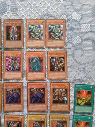 coleccion de cartas yugioh archfiends