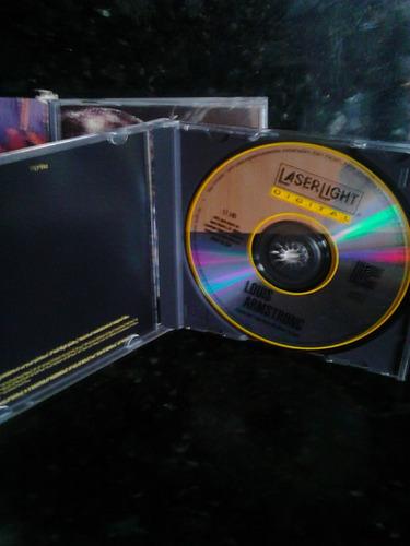 coleccion de cd louis armstrong