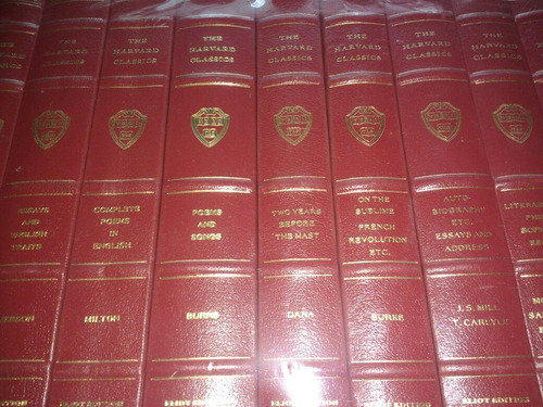 coleccion de clásicos de harvard