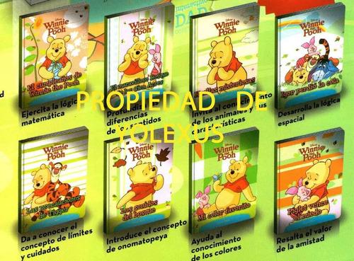 coleccion de cuentos de winnie the pooh-original
