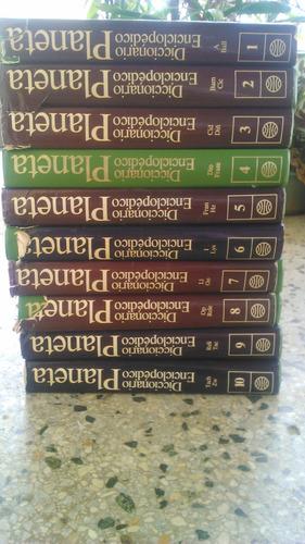 colección de diccionario enciclopédico planeta