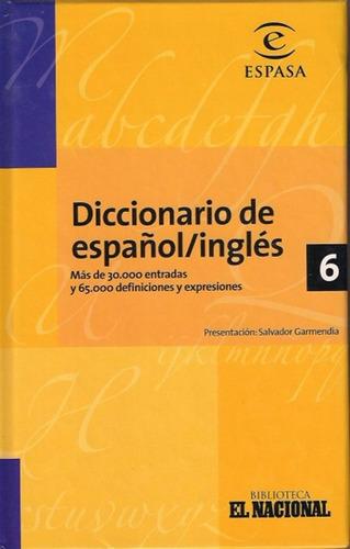 colección de diccionarios el nacional con tapa dura 8 tomos
