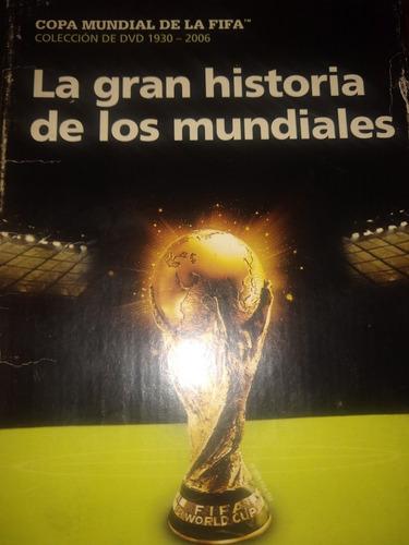 colección de dvd copa mundial de la fifa