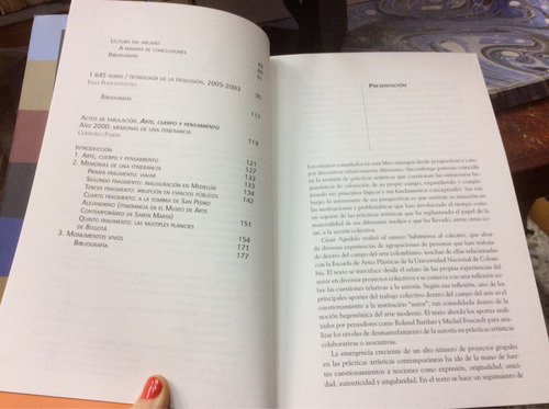 colección de ensayos de 2005. agudelo buenaventura y pabón