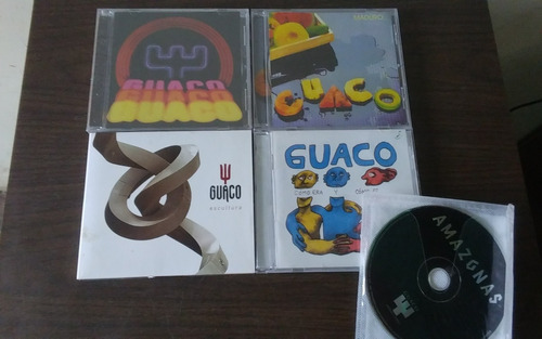 coleccion de guaco cd originales