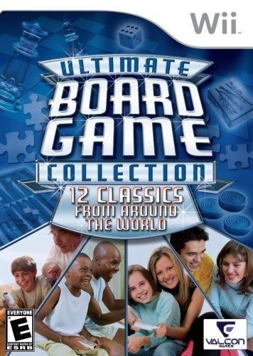colección de juegos de mesa definitiva - nintendo wii