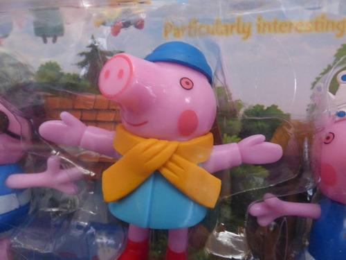coleccion de juguetes peppa pig
