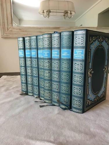 colección de libros: circulo de amigos de la historia.
