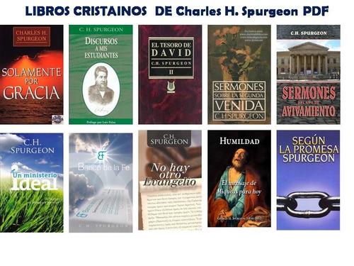 coleccion de libros cristianos de charles spurgeon pdf