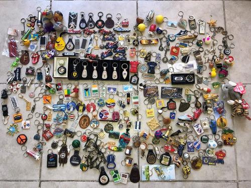 colección de llaveros de autos varias marcas antiguos únicos