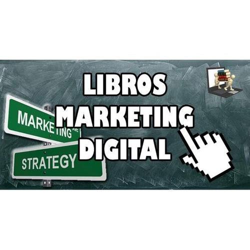 coleccion de marketing digital 27 libros pdf+regalos