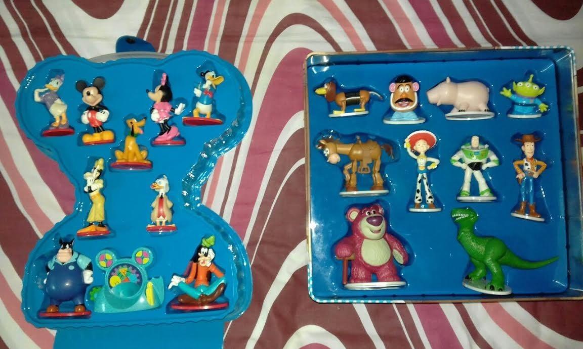 Colección De Mickey Mouse Y Toy Story - U S 140 4c574b65695