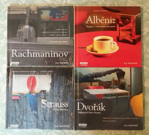 colección de música clásica en cd -  strauss y más