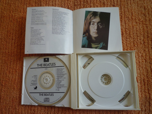coleccion de musica the beatles (13 cd)