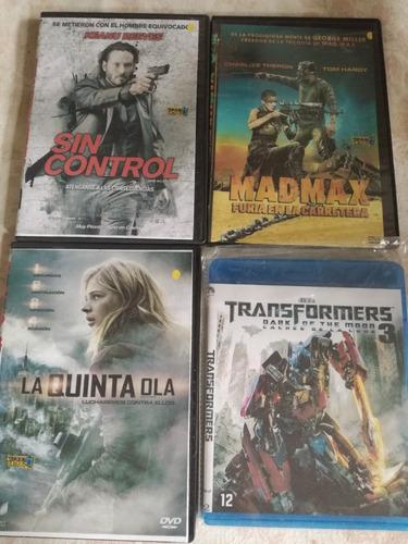 colección de películas