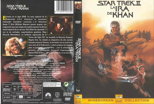colección de películas star trek