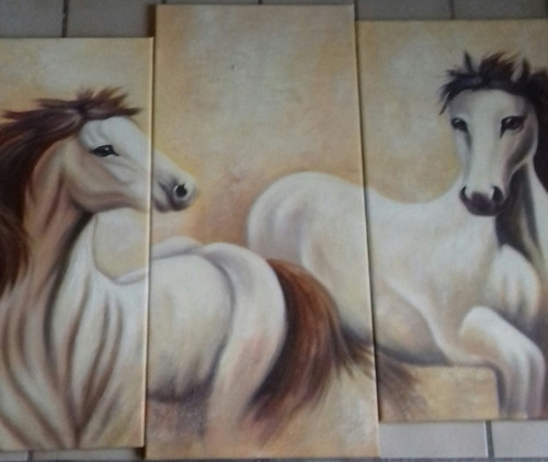 colección de pinturas al óleo - remato