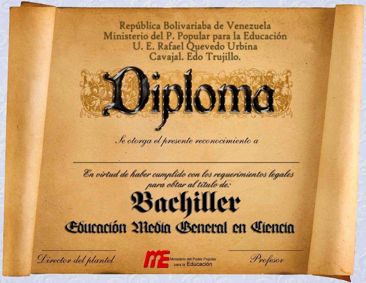 colecci u00f3n de plantillas para diplomas editables con