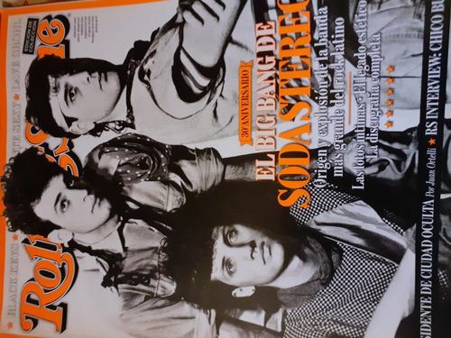 colección de revistas rolling stone